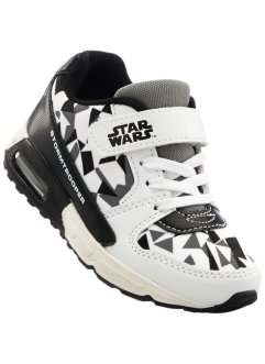 """STAR WARS"" sneaker, bpc bonprix collection, černo-bílo-šedá"