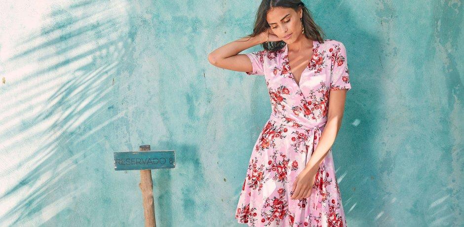 43444a3f4027 Žena - Oblečení - Šaty - Letní šaty