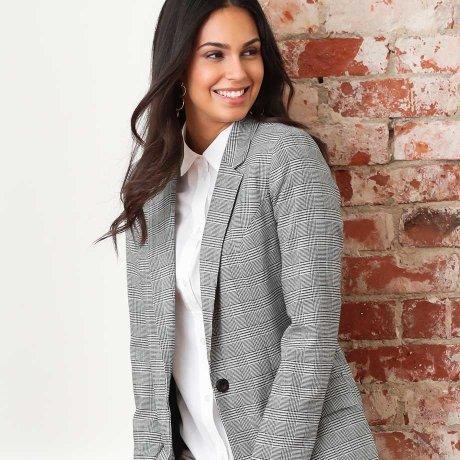 Žena - Oblečení - Poradna - Svět módních stylů - Ženský look. Ženský vzhled 7704f3f97e