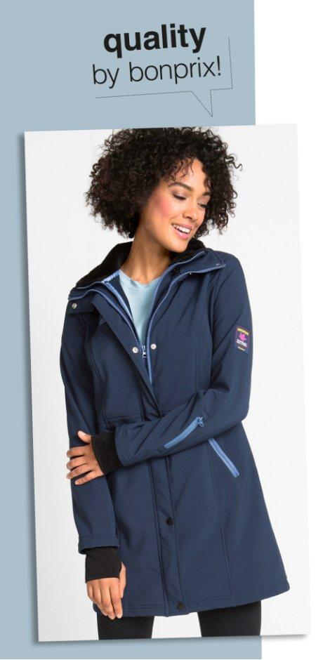 Dámské bundy a kabáty koupíte za super ceny u bonprix 34144438e52