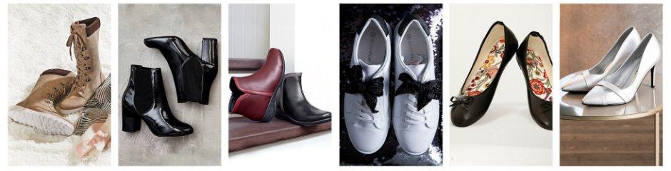 Dámská obuv v široké nabídce pouze u bonprix 0ef9540f3b8