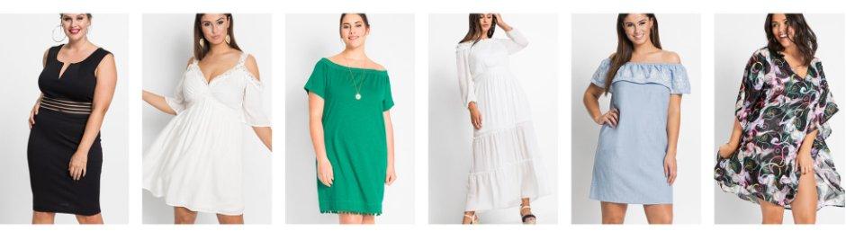f4f92ffe64d5 Žena - Velké velikosti - Oblečení - Šaty - Společenské