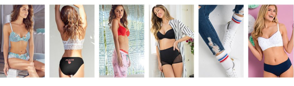 eb77f108566c Rozmanité dámské prádlo koupíte online u bonprix