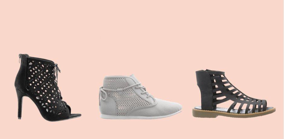 ad9803637a Trendy letní obuv  Co naše nohy toto léto nosí