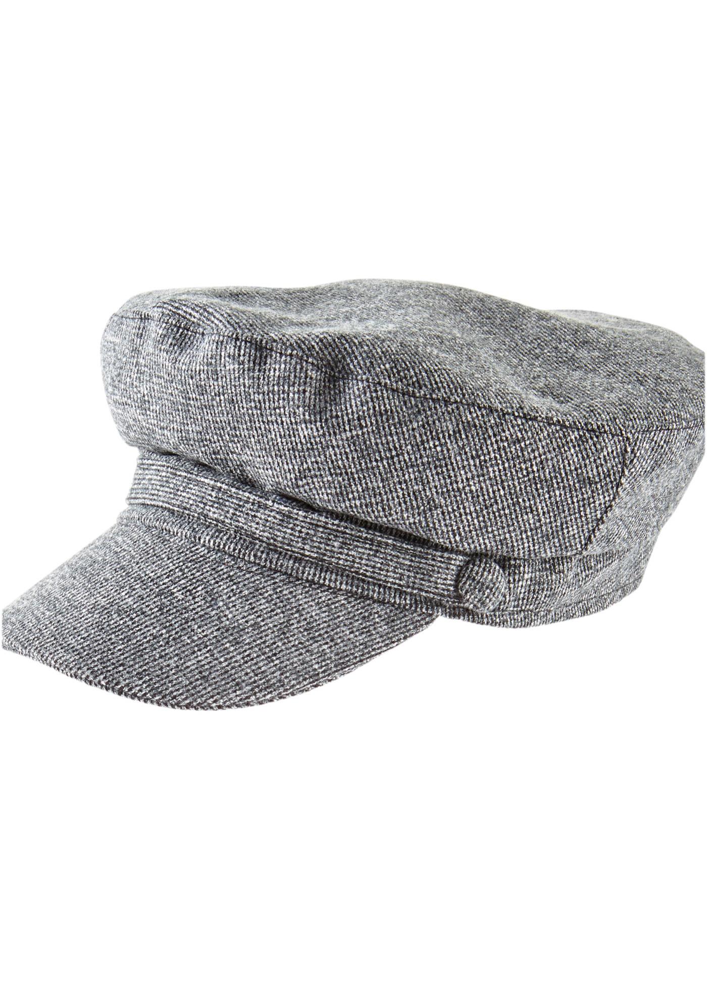 Námořnická čepice - Šedá