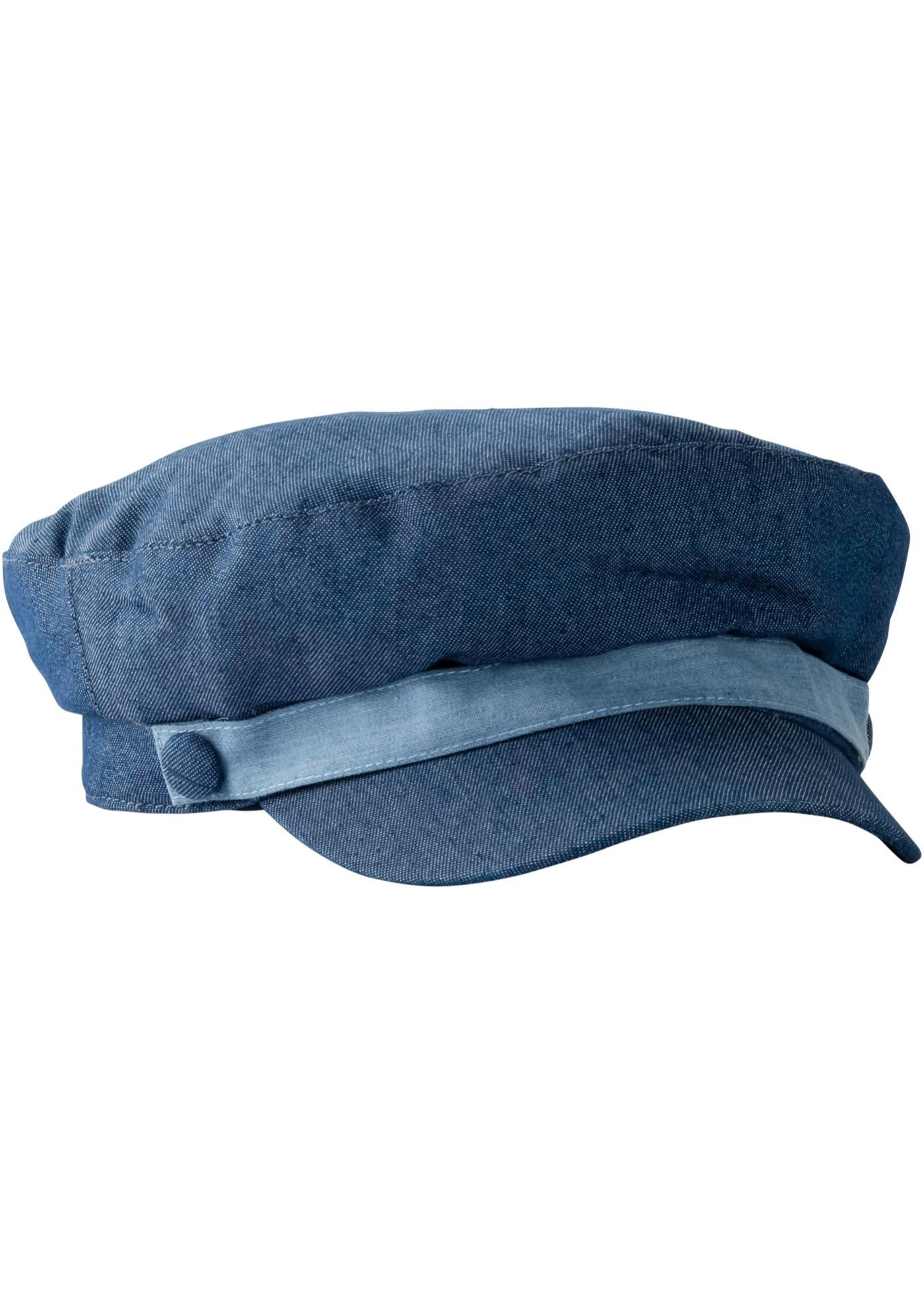 Námořnická čepice - Modrá