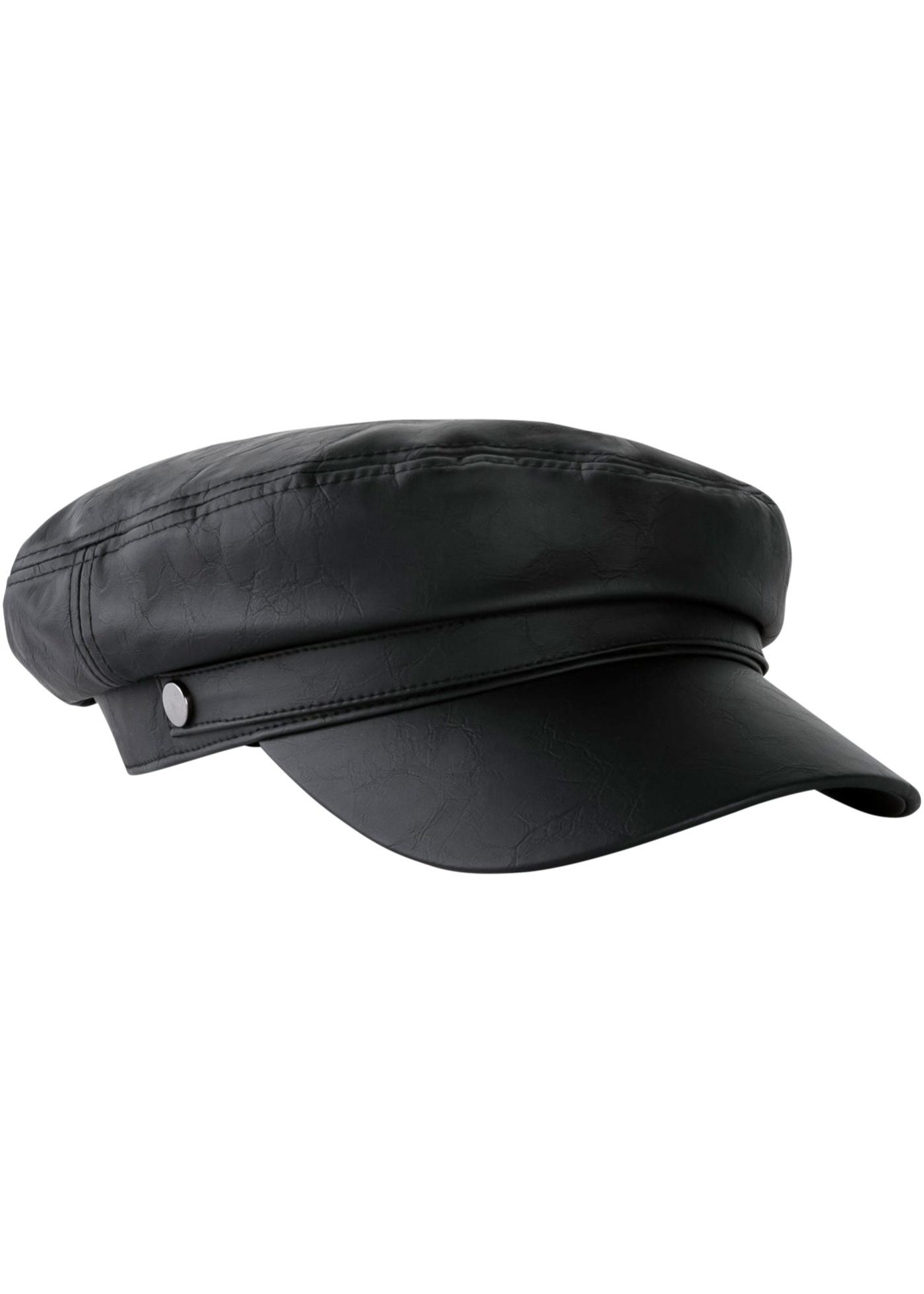 Námořnická čepice - Černá