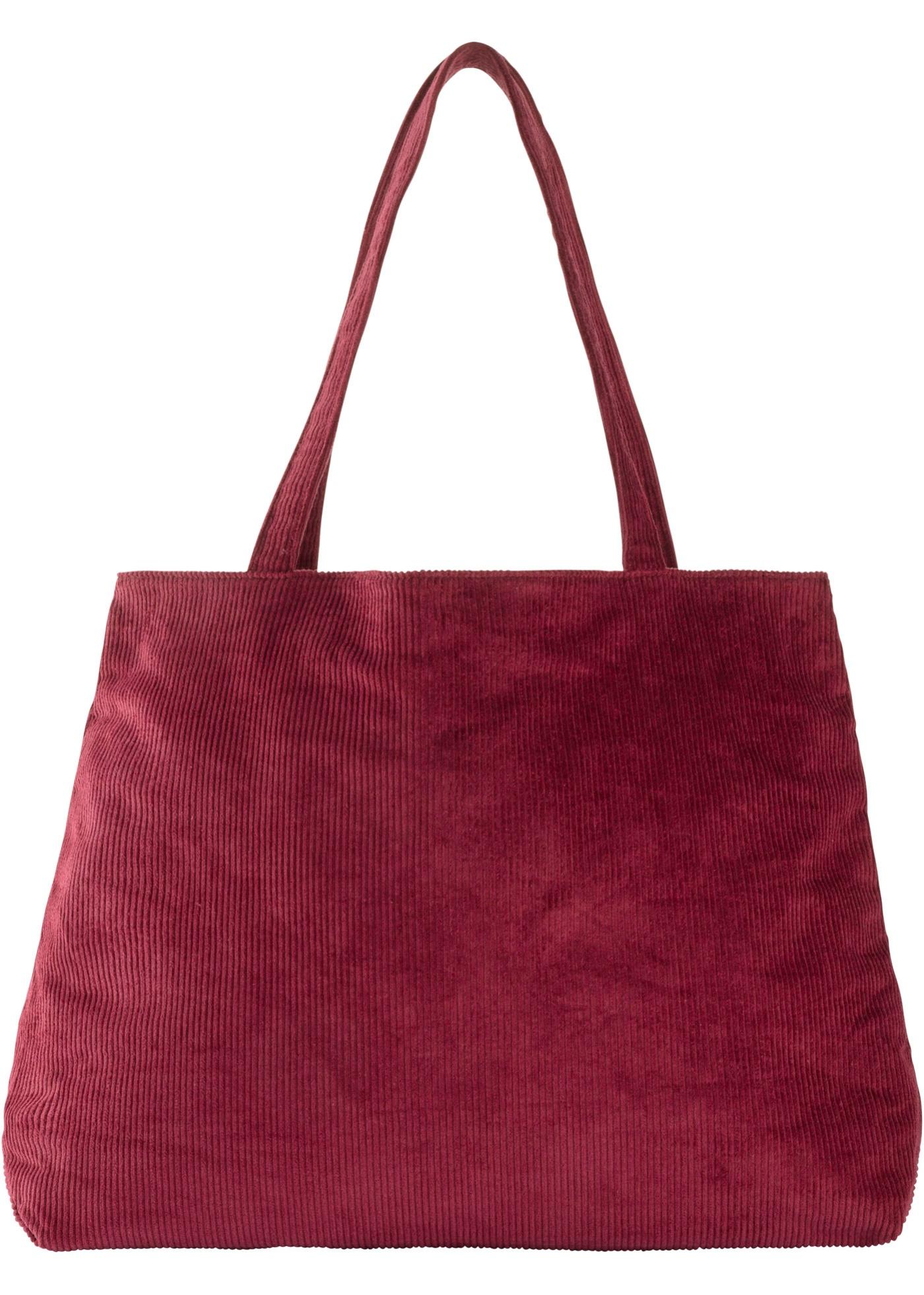Velká kabelka - Červená