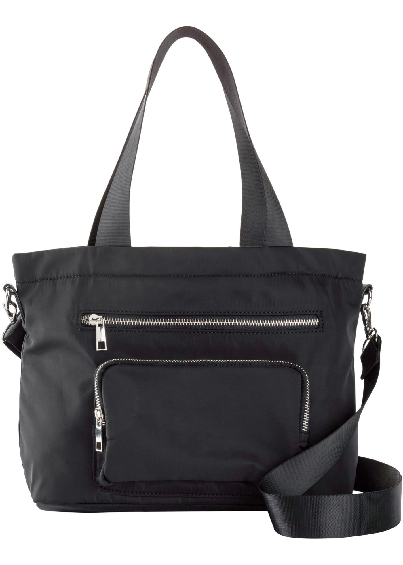 Velká kabelka - Černá