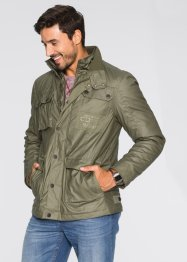 Parka s povrchovou úpravou Regular Fit, bpc bonprix collection