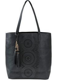 Kabelka shopper Lasercut, bpc bonprix collection