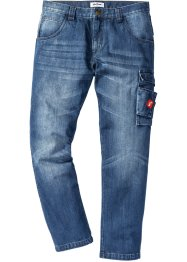 Džíny Dirty Used Regular Fit, John Baner JEANSWEAR