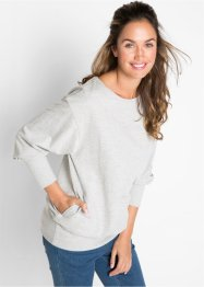 Mikina oversize, bpc bonprix collection