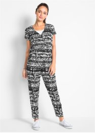 Jumpsuit po kotníky, bpc bonprix collection