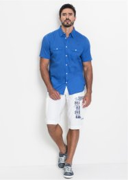 Dlouhé cargo bermudy Loose Fit, bpc bonprix collection