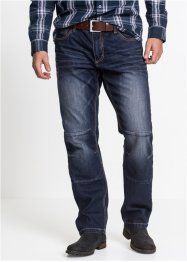 Džíny Loose Fit Straight, John Baner JEANSWEAR