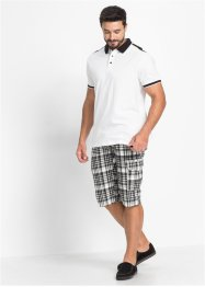 Dlouhé cargo bermudy, Loose Fit, bpc bonprix collection