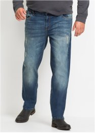 Strečové džíny Regular Fit Tapered, John Baner JEANSWEAR