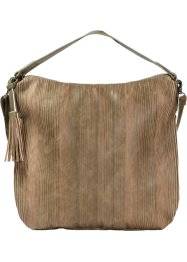 Kabelka Shopper s perforací, bpc bonprix collection