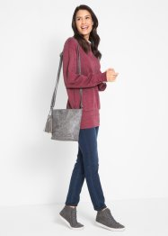 Mikina oversized, bpc bonprix collection
