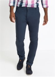 Žerzejové chino kalhoty Slim Fit, bpc bonprix collection