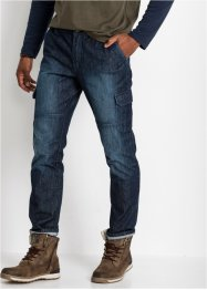 Cargo džíny Regular Fit Straight, John Baner JEANSWEAR