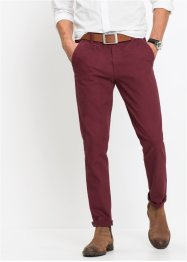 Strečové chino kalhoty Slim Fit, bpc bonprix collection