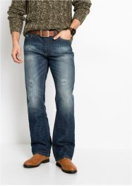 Džíny Bootcut Regular Fit, John Baner JEANSWEAR