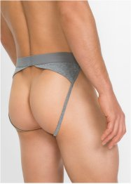 Slipy Jockstrap (3 ks v balení), bpc bonprix collection