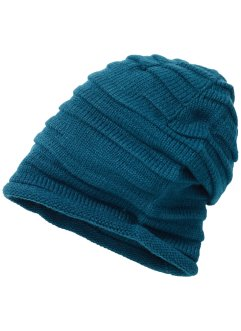 Nařasená čepice Beanie, bpc bonprix collection