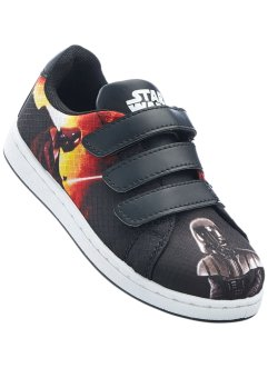 """STAR WARS"" sneaker, bpc bonprix collection, černo-červená"