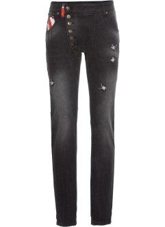 Dámské džíny ve velkých velikostech u bonprix abad676721