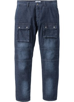 Lehké Kargo džíny Regular Fit Straight, John Baner JEANSWEAR