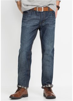 Termo džíny Regular Fit Straight, John Baner JEANSWEAR