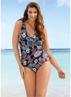 Jednodílné plavky - Plavková móda - Velké velikosti - Žena - bonprix.cz f47c9acfba