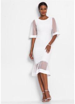 Šaty s krátkým rukávem ve velkých velikostech u bonprix 5dc786b1f1