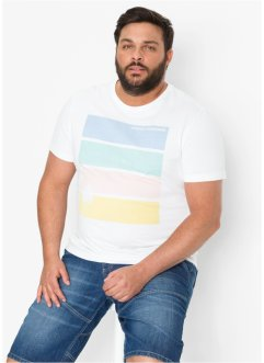Tričko Slim Fit, RAINBOW