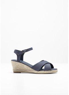 f8196d42aa Dámské sandály na podpatku za skvělé ceny u bonprix