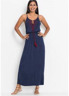 c19068eaae54 Dlouhé šaty v různých střizích najdete u bonprix