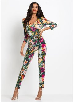 Jumpsuit s květy, BODYFLIRT boutique