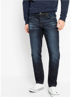 Strečové džíny Slim Fit Tapered, John Baner JEANSWEAR