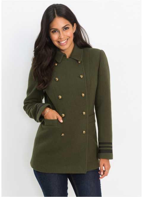 Dámské kabáty za super ceny nakoupíte online u bonprix 22b5d7e932