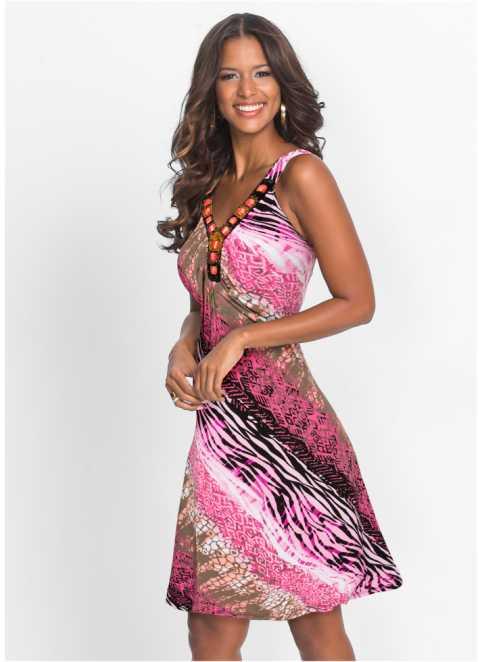Skvělé letní šaty v obrovském výběru najdete u bonprix. 6a5d2c2706