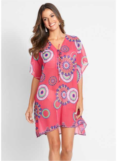 Skvělé plážové šaty obejdnáte snadno a rychle u bonprix 5885426ff8