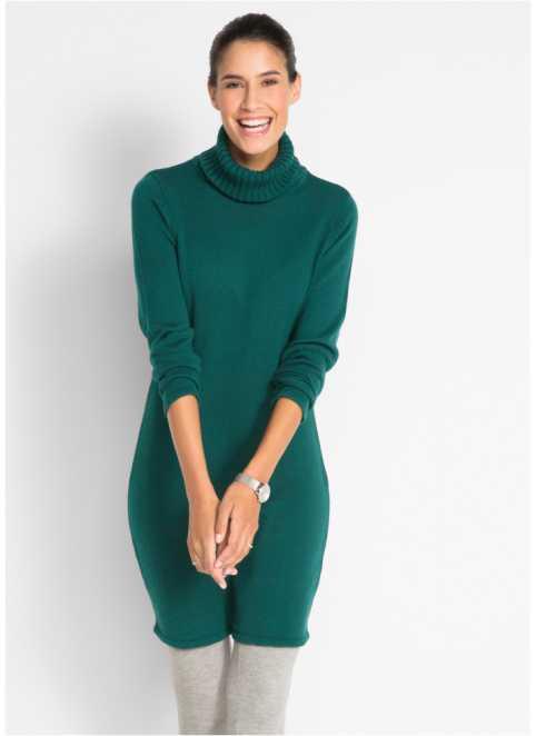Pletené šaty v široké nabídce najdete u bonprix 26c72db8d7