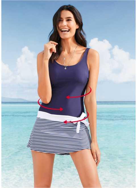 Tvarující plavky v široké nabídce koupíte u bonprix 19bc5d599e