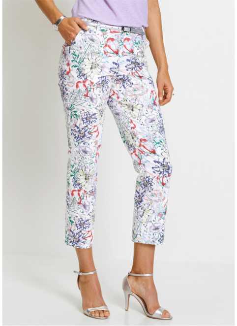 7 8 dámské kalhoty v široké nabídce pouze u bonprix adab402271