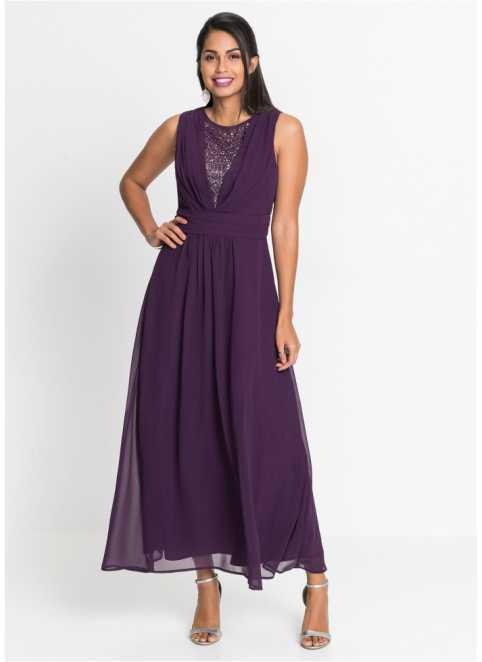 90ced522462 Dlouhé šaty v různých střizích najdete u bonprix