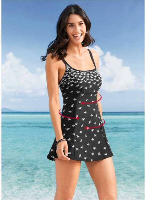 Tvarující plavky v široké nabídce koupíte u bonprix b1bc88e5b29