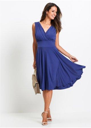 Úpletové šaty safírově modrá - bpc selection - bonprix.cz 1115f1c430